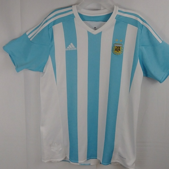 84f3217cbbb adidas Other - Adidas Argentina soccer team jersey men size XL